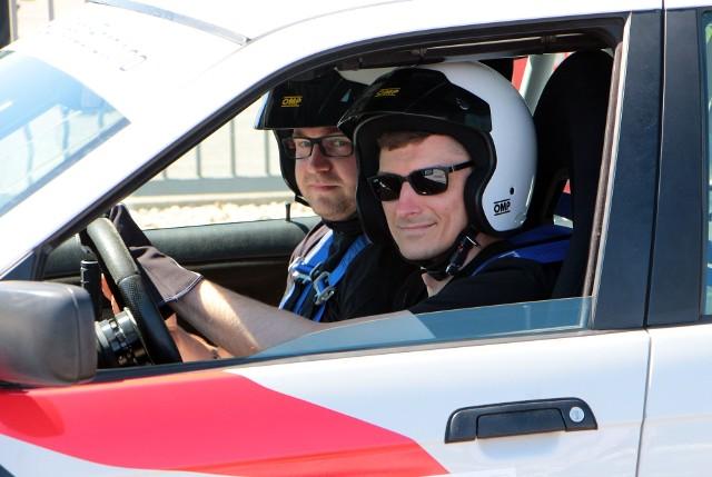 37. Grudziądzki Rajd Samochodowy, był rozgrywany w ramach 1. rundy Mistrzostw Okręgu PZM Bydgoszcz w Konkursowej Jeździe Samochodem.