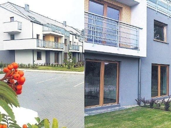 Stargard: Nowe mieszkania komunalne w KluczewieTak z dwóch stron wygląda nowo postawiony budynek na osiedlu Lotnisko. W najbliższych dniach wprowadzą się do niego mieszkańcy.