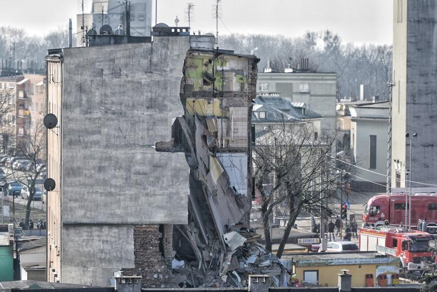 Do wybuchu na Dębcu doszło w niedzielę około godz. 8 rano....