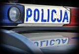 Wypadek w Tryszczynie. Jedna osoba została przewieziona do szpitala