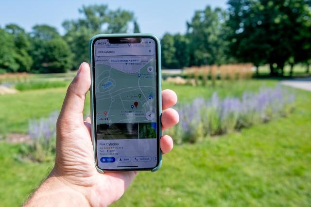 Park Cytadela obecnie ma już ponad 12,8 tysięcy opinii na Mapach Google, a średnia ocen wynosi 4,8.