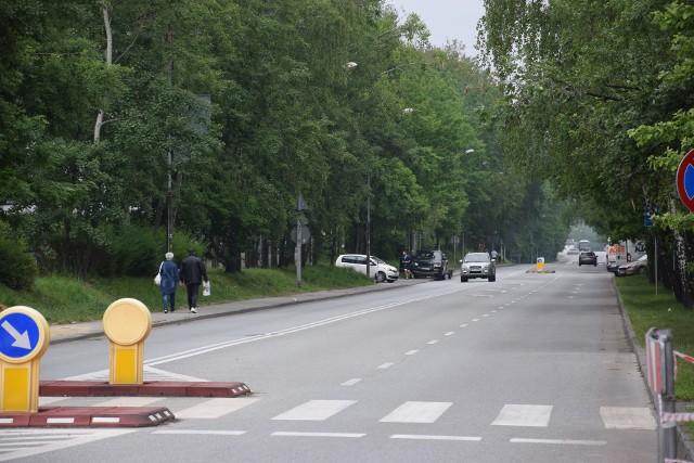 Ulica Lotnisko w Katowicach