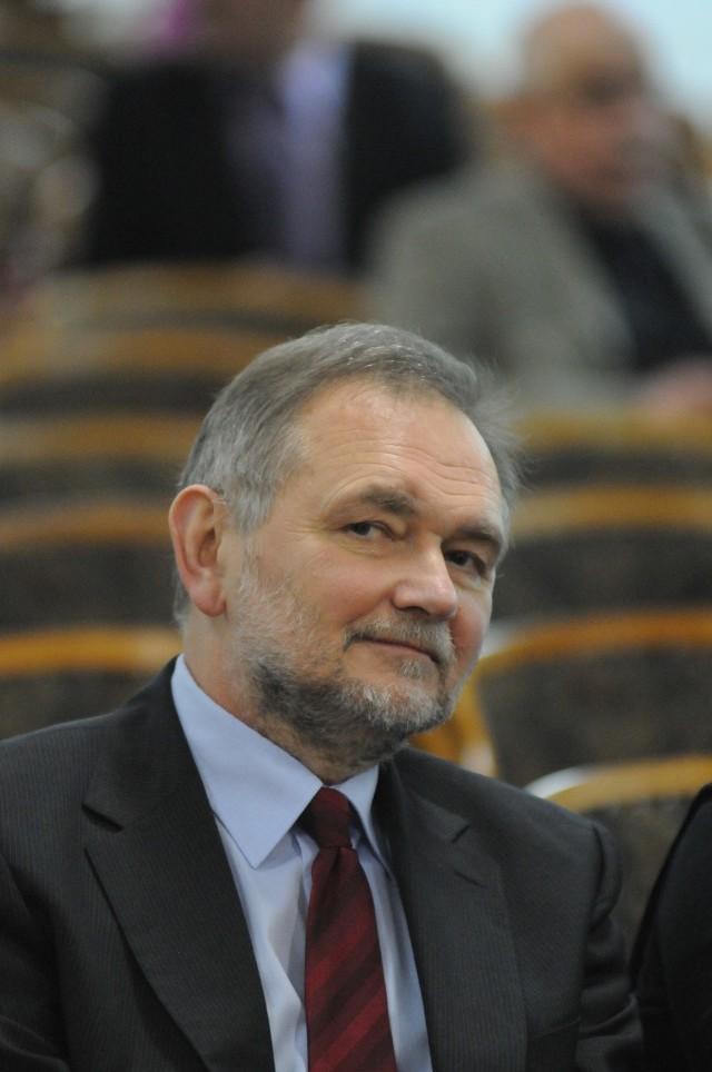 Prof. Tadeusz Kuczyński ponownie został rektorem Uniwersytetu Zielonogórskiego.