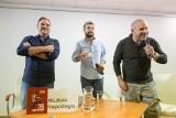 Krew z mlekiem. Spotkanie mistrzów kryminału w Białymstoku (zdjęcia)