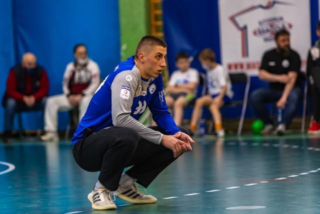 Krystian Witkowski był bez wątpienia jednym z bohaterów meczu z Zagłębiem Lubin