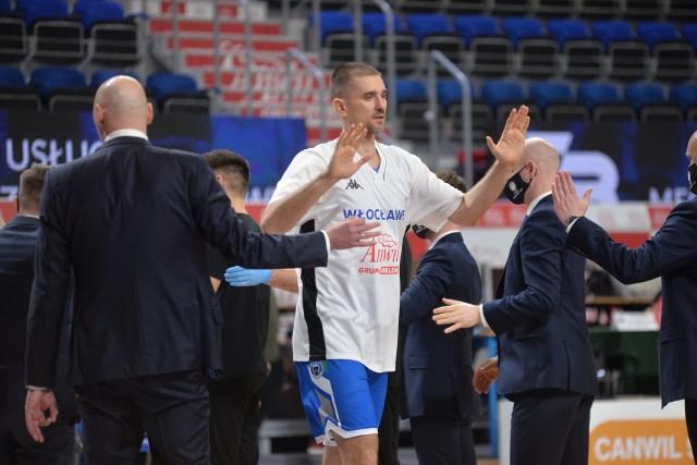 Walerij Lichodiej jest jednym z tych graczy, którzy pożegnali się z Anwilem w trakcie sezonu