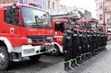 Gaszą pożary. Ratują z wypadków. Dzień Strażaka w Grudziądzu [zdjęcia, wideo]
