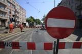 UWAGA! Rozpoczął się remont ul. Narutowicza, a po weekendzie nastąpią zmiany w organizacji ruchu na ul. Wschodniej [MAPY]
