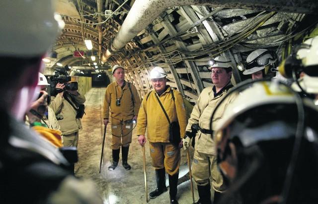 Realizując połączenie dołowe kopalń Pokój i Bielszowice wydrążono prawie 2 km nowych wyrobisk