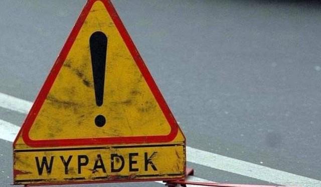 Do wypadku w Kraczkowej doszło ok. godz. 11. 30