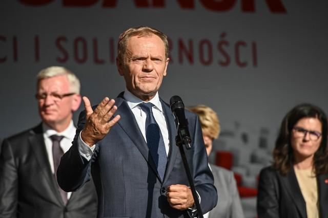 Szef Rady Europejskiej Donald Tusk podjął decyzję o rezygnacji z rywalizacji o fotel prezydencki. Dziś w mediach społecznościowych wyjaśnił po krótce czym się kierował.