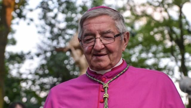Abp Sławoj Leszek Głódź, były metropolita gdański