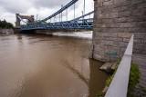 Ostrzeżenia powodziowe na Dolnym Śląsku. Kolejna fala zbliża się do Wrocławia