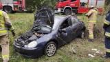 Wypadek pod Białogardem. 42-letni kierowca był kompletnie pijany [ZDJĘCIA]