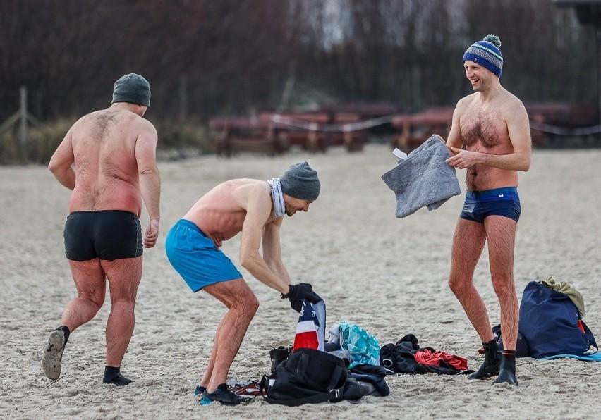 Morsowanie z Igorem Janikiem w Gdańsku Jelitkowie odbywa się...