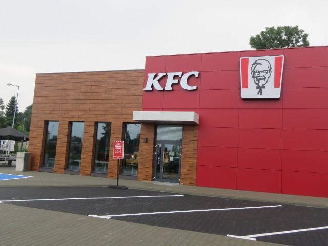 KFC w Wadowicach