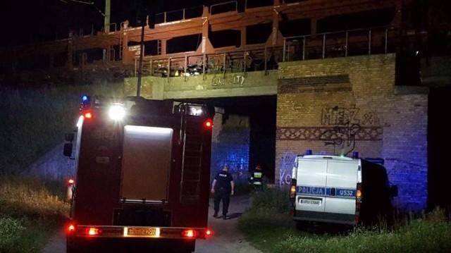 Pociąg potrącił mężczyznę pod Krotoszynem