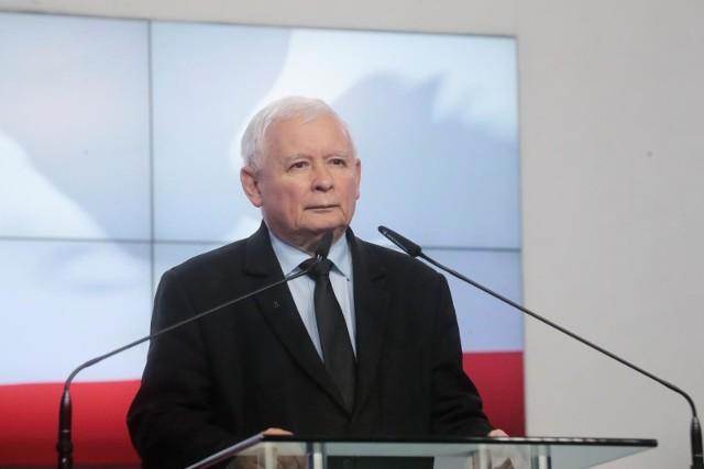 Jarosław Kaczyński: Nie ma takich pieniędzy, za które można by się pozbyć suwerenności