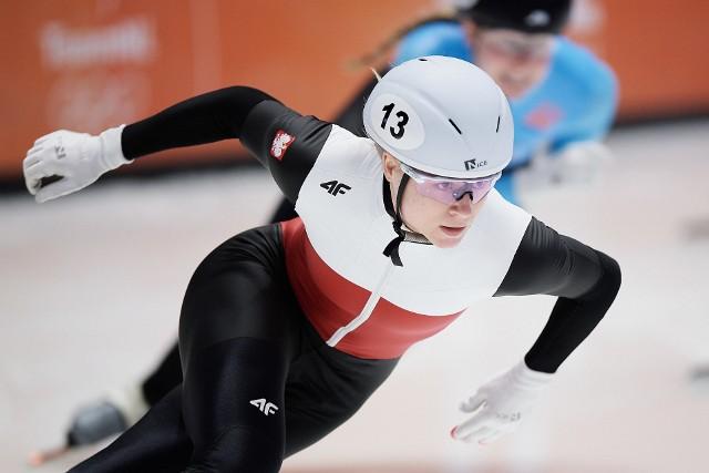 Natalia Maliszewska w sobotę powalczy o medale mistrzostw świata w short tracku na dwóch dystansach