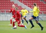 Futbol kobiet  Reprezentacja Polski przegrała na stadionie Widzewa [GALERIA ZDJĘĆ]