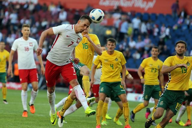 Polska – Litwa LIVE! Ostatni sprawdzian przed mundialem w Rosji