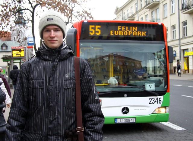 Maciej Mikulski, pasjonat lubelskiej komunikacji