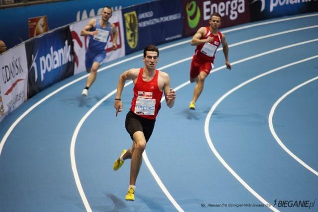 Rafał Omelko. Brąz na 400 metrów już ma, w niedzielę powalczy z kolegami o złoto w sztafecie 4x400 metrów.