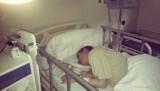 Michał bardzo cierpi. Może nie przeżyć kolejnego napadu padaczki. Potrzebuje pieniędzy na przeszczep komórek macierzystych