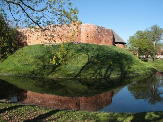 Zamek to jedna z największy atrakcji turystycznych gminy.