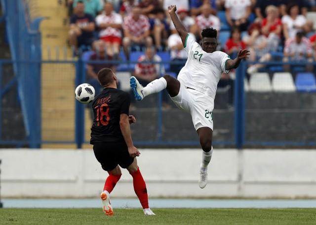 Chorwacja - Nigeria 2:1