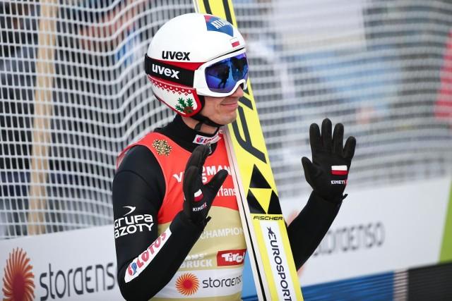 Kamil Stoch jest faworytem konkursu w Bischofshofen, zaliczanym do Turnieju Czterech Skoczni