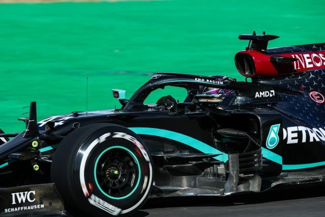 Hamilton w Portugalii najlepszy po raz 92. Wyprzedził Schumachera!