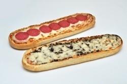 Tak wyglądają nowe bułki z serem, pieczarkami i salami ze Społem PSS Kielce