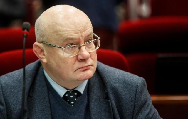 Andrzej Szlęzak, przewodniczący Komisji Rewizyjnej Sejmiku Województwa Podkarpackiego