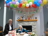 Helena Stec z Sandomierza skończyła 101 lat. W Domu Pomocy Społecznej w Sandomierzu urządzono jej wspaniałe przyjęcie