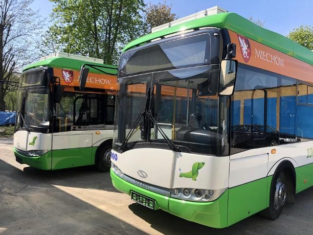 Autobusy elektryczne już w Miechowie