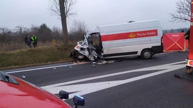 Śmiertelny wypadek pod Szydłowcem. Areszt dla 35-latka.
