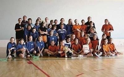Fot. Wszyscy uczestnicy turnieju Fot. Maciej Zubek