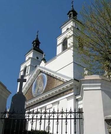 Kościół w Sokółce. To tutaj doszło do cudu - hostia zamieniła się w ludzkie serce