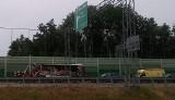Saniki / Rzędziany. Wypadek na DK8. Zderzyły się dwie ciężarówki (zdjęcia, wideo)