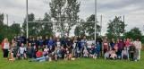 Hegemon Akademia Rugby w Mysłowicach zorganizowała piknik dla dzieci z domów dziecka
