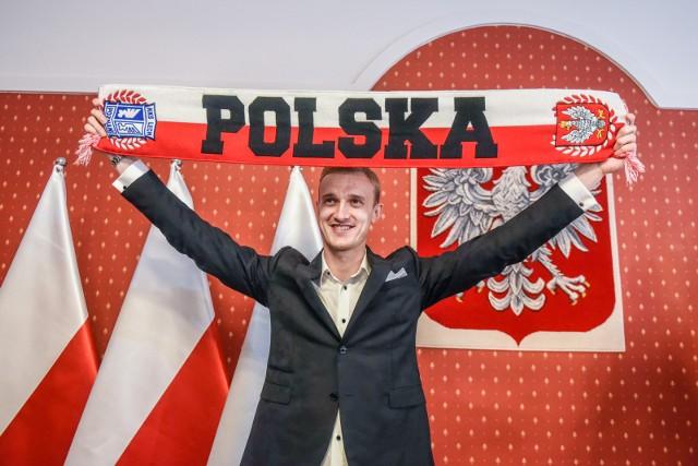 Jasmin Burić, który w zeszłym roku otrzymał polskie obywatelstwo, po kilkuletniej przerwie wraca do reprezentacji Bośni