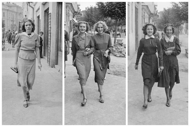 Białystok. Ul. Kilińskiego 5 września 1938 roku. Zdjęcia ze zbiorów albom.pl