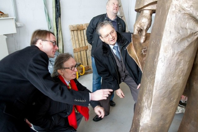 Pomysł stworzenia pomnika Paderewskiego pojawił się już w 2010 roku