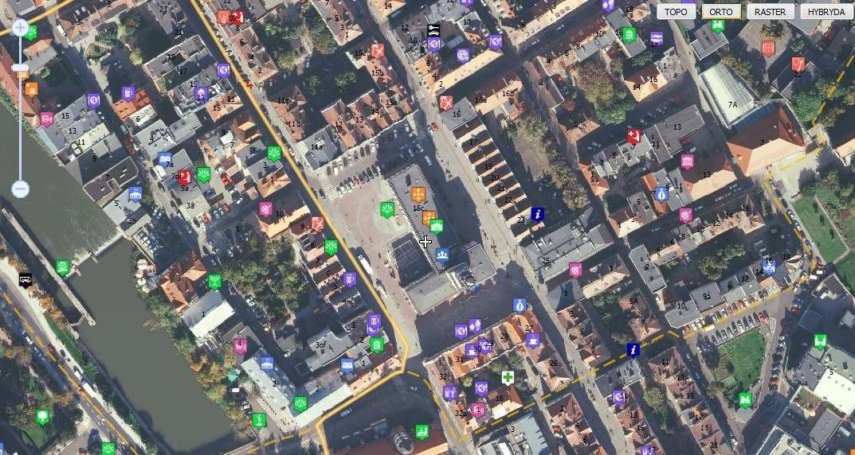 Superdokladna Mapa Opolskiego W Internecie Zobaczysz Nawet Swoj