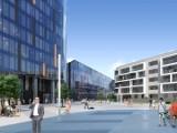 Co można wybudować w centrum Rzeszowa w miejscu zakładów drobiarskich? Biura, hotel, mieszkania i sklepy [WIZUALIZACJE]