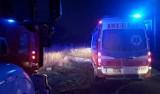 Tragiczny wypadek w Gliwicach na przejeździe kolejowym. Mężczyzna został potrącony śmiertelnie przez pociąg