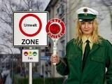 Plakietki ekologiczne w Europie. Przepisy, ceny, kary