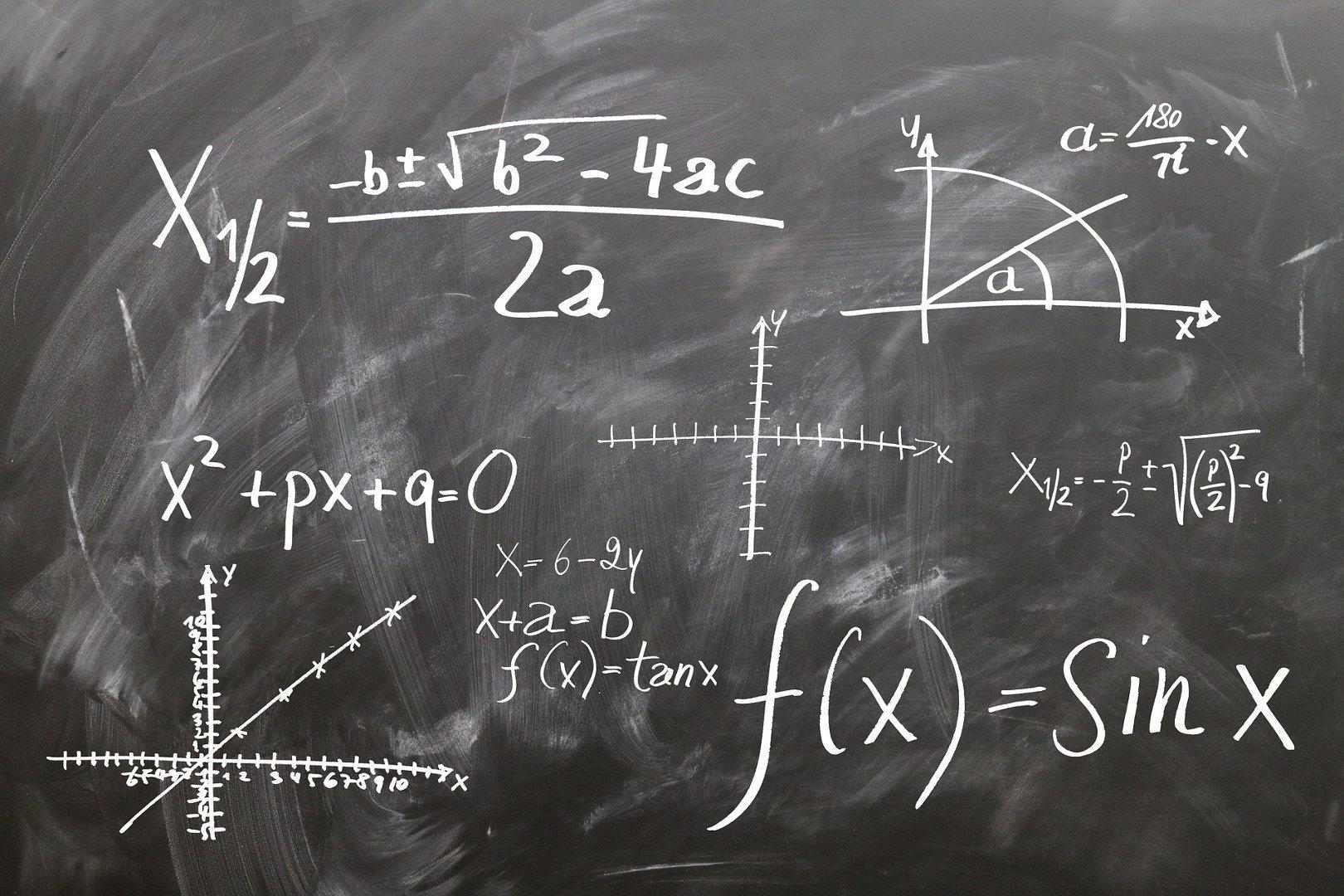 Znalezione obrazy dla zapytania matematyka