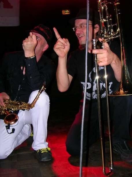 Polkaholix w 2008 r. dał szalony koncert na Cottbus Film Festival